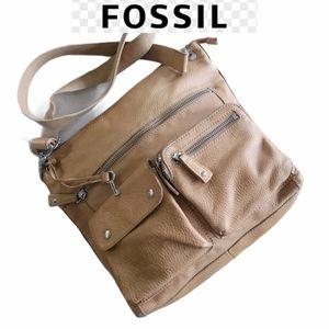 "Fossil Big ""Sutton"" Crossbody/Messanger"